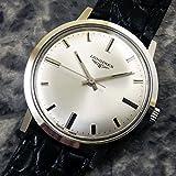LONGINES/ロンジン アンティーク ラウンド センターセコンド 1967年 手巻き 時計 [並行輸入品]