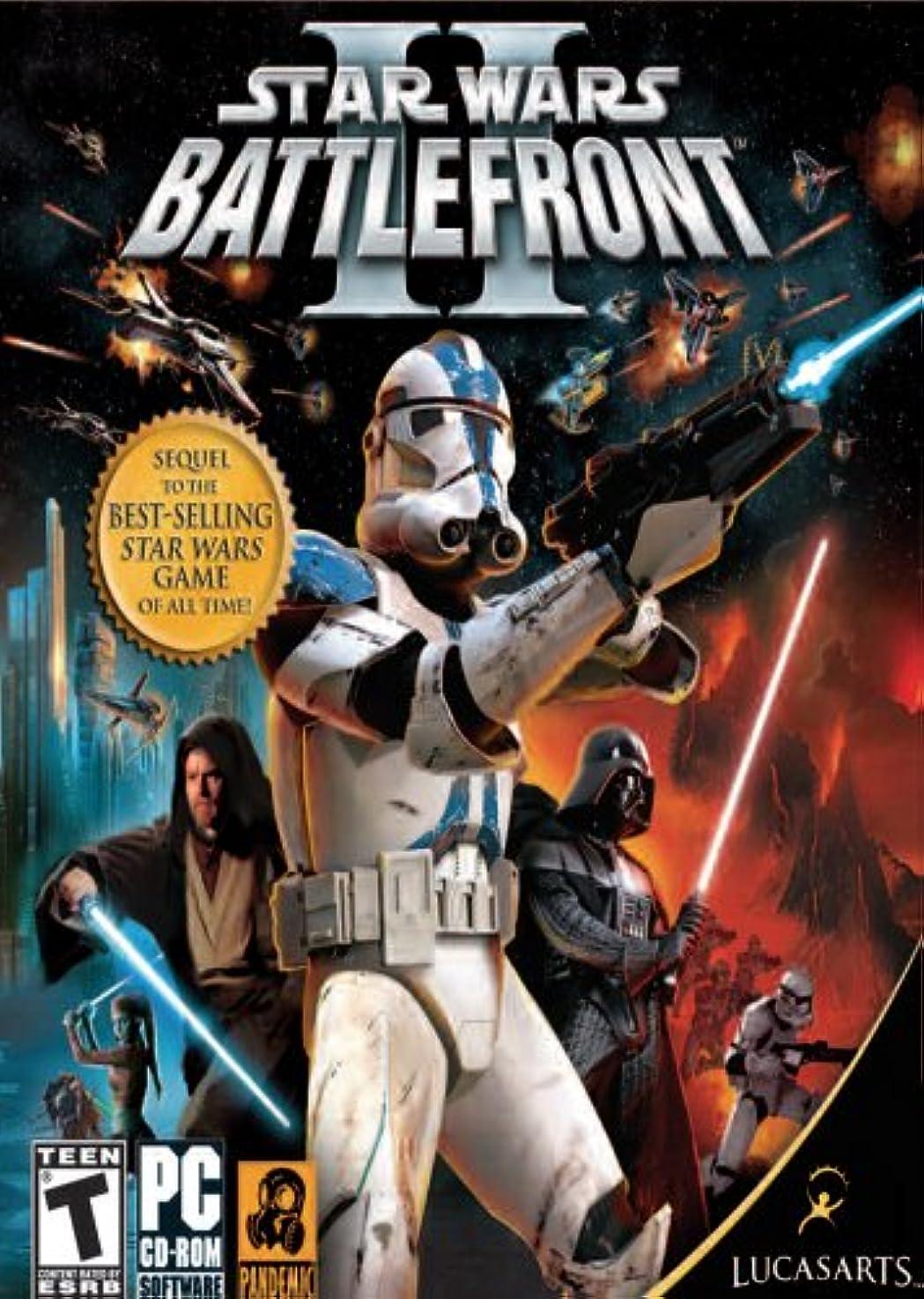 プール日の出すずめStar Wars Battlefront II CD (輸入版)