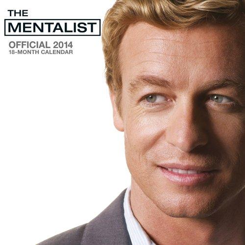The Mentalist 2014 Calendar