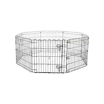 Amazonベーシック ペット 犬用 エクササイズフェンス