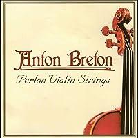 Anton Breton VNS-150 Perlon Violin Strings - 3/4 Size [並行輸入品]