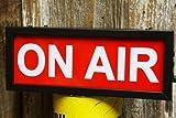 アメリカンサインランプ オンエアー ON AIR ライト JSSL01