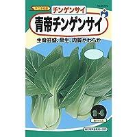 サカタ交配 青帝チンゲンサイ チンゲン菜種子