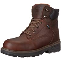"Timberland PRO Men's 6"" Resistor Composite-Toe Waterproof Work Boot"