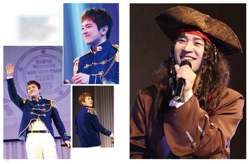 クレアスタvol.31 2017年8月 (チャン・グンソク/John-Hoon/ウヨン&ジュノ(2PM)/ジニョン(B1A4)/WINNER)