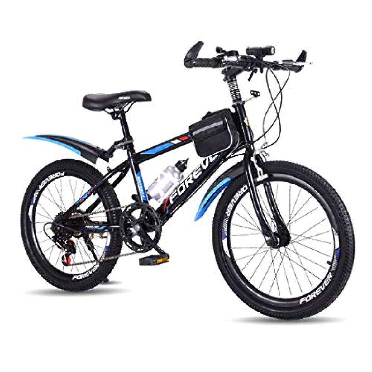 まばたき挑発する耳子供用自転車、マウンテンバイク、高い安全率、敏感なブレーキ、6-10-15歳、男の子と女の子、大きな子供用マウンテンバイク