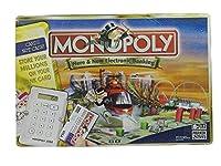 Hasbro Monopoly Electronic Banking%カンマ% Canada Edition [並行輸入品]
