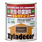 日本エンバイロケミカルズ キシラデコール ウォルナット 1.6L