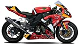 フジミ模型 1/12 バイクシリーズ SPOT エヴァンゲリオンRT 弐号機 Kawasaki ZX-10R 2010年仕様