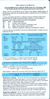 Arterial Blood Gas Analysis Made Easy Card