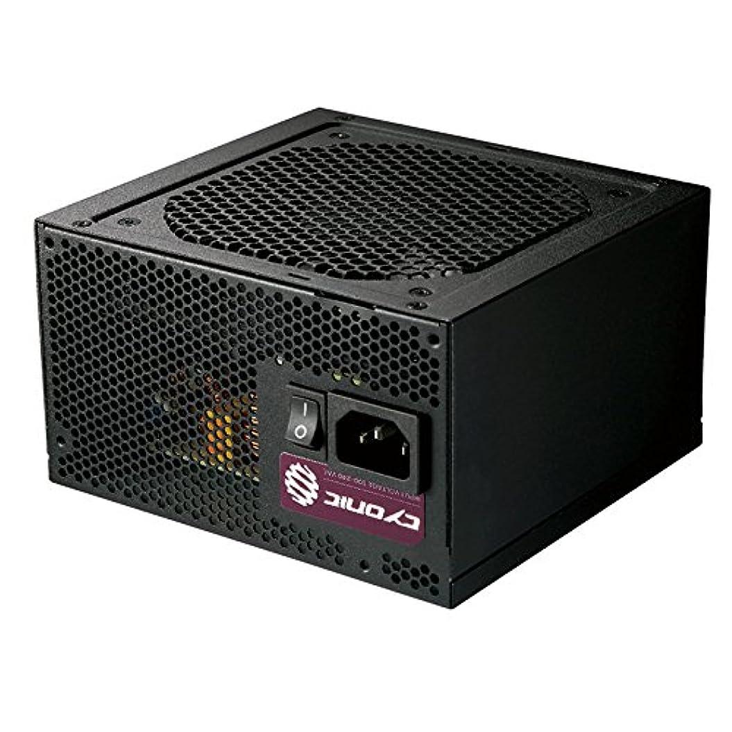 気晴らし和解する所有権Cyonic 500W 80PLUS BRONZE ケーブル直出し式 ATX電源 3年保証 AZ-500