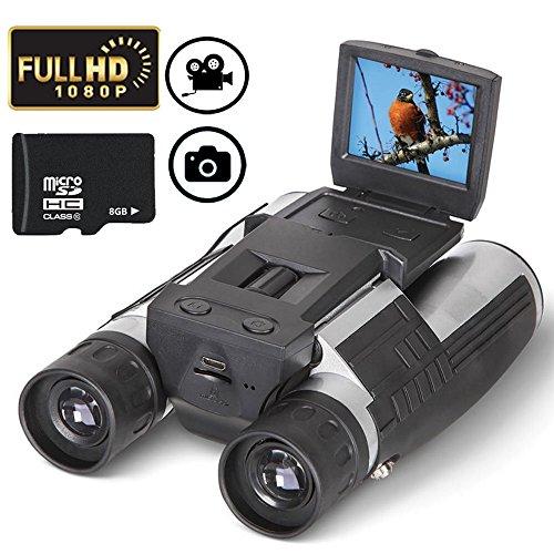 Aning 2 LCDディスプレイ双眼鏡 デジタルカメラ望遠...
