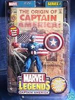 Marvel Legends Captain America Series 1 Figure