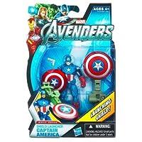 マーベル Avengers THE AVENGERS 3.75インチ [10] キャプテン アメリカ [Shield Launcher]