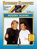 Modern Talking: 11 Arrangements for Keyboard