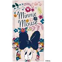 (ディズニー) Disney 抗菌 マスクケース 3ポケット (フラワーミニー)