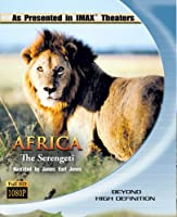 Africa the Serengeti (Sub) [Blu-ray] [Import]
