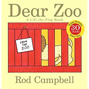 Dear Zoo (Dear Zoo & Friends)