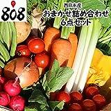 【西日本産】新鮮野菜おまかせ詰め合わせセット6品