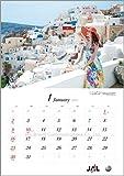 JAL「WORLD OF BEAUTY」(普通判) 2011年 カレンダー