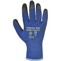 Portwest Thermal Grip Gloves (A140)/Workwear/Safetywear