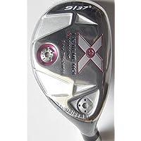 ハイブリッドRight Handed # 9 37度グラファイトシャフト新しいメンズゴルフクラブSenior Flex withヘッドカバー