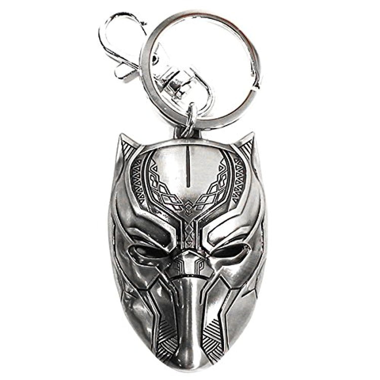 Marvel(マーベル) Black Panther(ブラック?パンサー) キーチェーン
