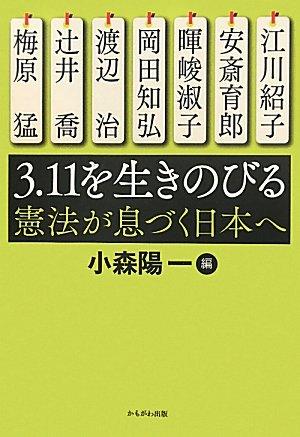 3.11を生きのびる―憲法が息づく日本へ