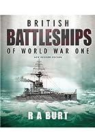British Battleships of World War One