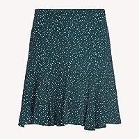 TOMMY HILFIGER Women's Patterned Flared Skirt