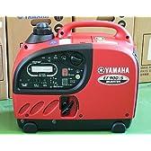 消防署仕様(赤) ヤマハ発電機EF900iS-R-YAMAHA