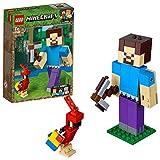 レゴ(LEGO) マインクラフト マインクラフト ビッグフィグ スティーブとオウム 21148