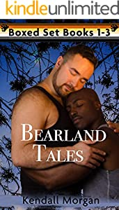 Bearland Tales Boxed Set Books 1-3 (English Edition)
