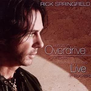 Venus in Overdrive/Live in Rockford