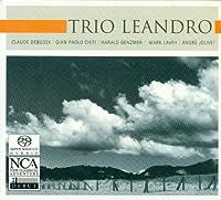 Trio Leandro by DEBUSSY / CHITI / GENZMER / LAVRY (2009-10-27)
