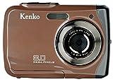 Kenko デジタルカメラ DSC180WP IPX8相当防水 800万画素 乾電池タイプ  862346