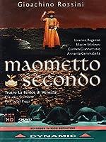 Rossini: Maometto Secondo [DVD] [Import]