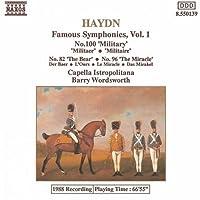 Symphonies 82, 96 & 100