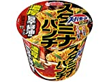 エースコック スーパーカップ1.5倍 スタミナパンチ 濃厚旨辛醤油味ラーメン 111g ×12個