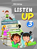 e-future 英語教材 Listen Up 2nd Edition Level 3 Teacher's Manual CD付