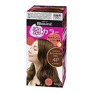 ブローネ泡カラー 4P ピュアブラウン [医薬部外品]