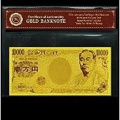 Gold Bank Note 24金GOLD 金箔の一万円札 レプリカ