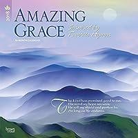 Amazing Grace 2018 Wall Calendar [並行輸入品]