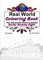 Real World Colouring Books Series 78
