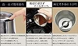 ラッセルホブス 電動コーヒーミル 7660JP 画像