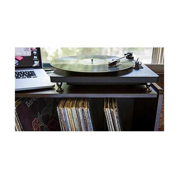 ION Audio Compact LP 革張...の紹介画像4