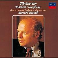 Tchaikovsky: Manfred Symphony by Bernard Haitink (2015-04-29)