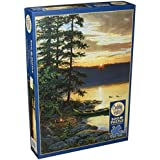 Cobblehill Puzzles 500pc - Canoe Lake