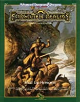 Hall of Heroes (Ad&d Forgotten Realms Accessory)