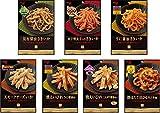 【Amazon.co.jp限定】 井上食品 海の素材濃厚おつまみシリーズ アソートパック 7種 計7袋入